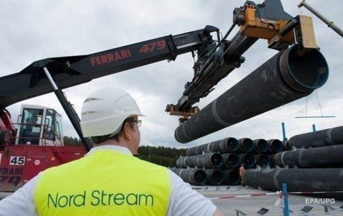 Nord Stream-2 разработал маршрут в обход Дании