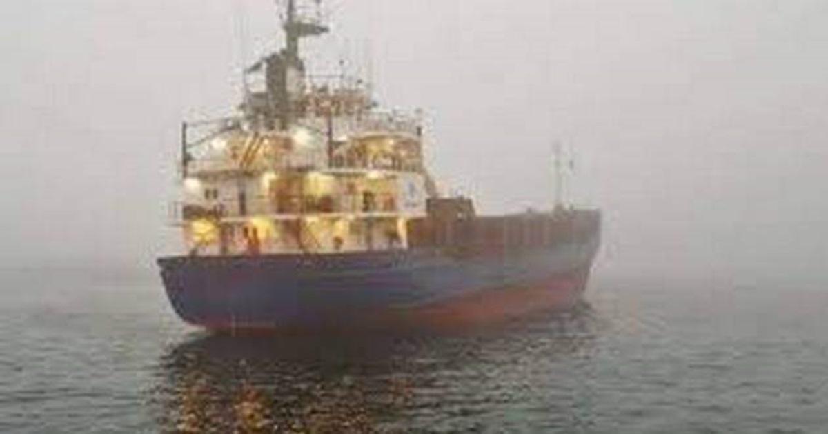 Нетрезвый капитан изРФ посадил судно намель вШвеции