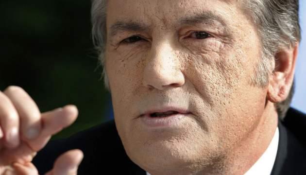 «Выуже рабы». Ющенко указал наошибки, мешающие Украине «победить» Российскую Федерацию