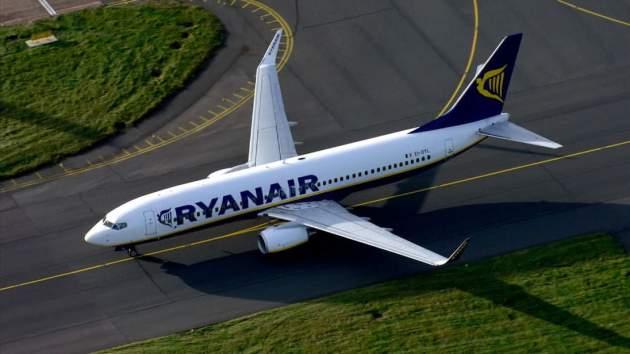 Ryanair анонсировал большую акцию распродажи билетов из государства Украины