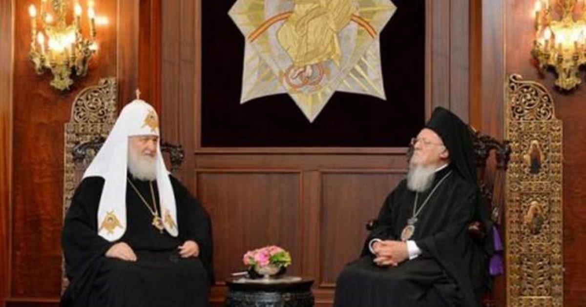 ВУПЦ назвали нарушением назначение экзархов наУкраине Константинополем