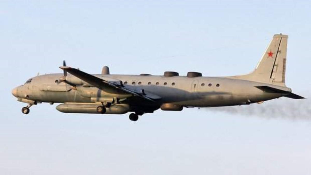 Вкатастрофе Ил-20 выжил русский военный