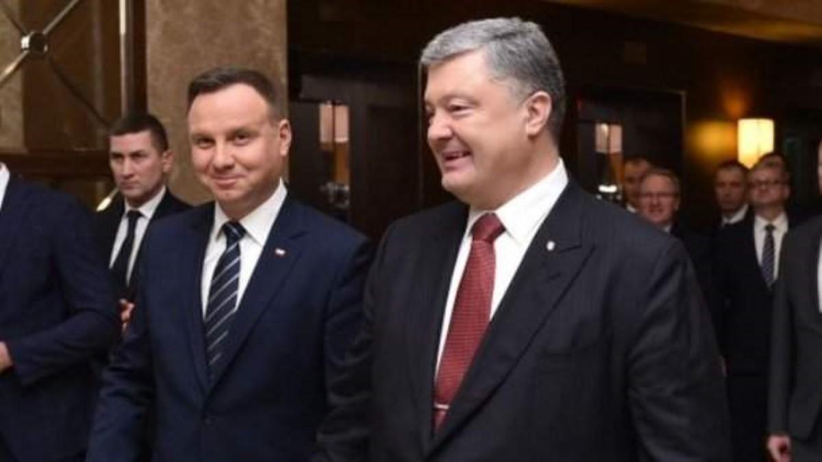 Климкин заснул вовремя речи Порошенко наГА ООН