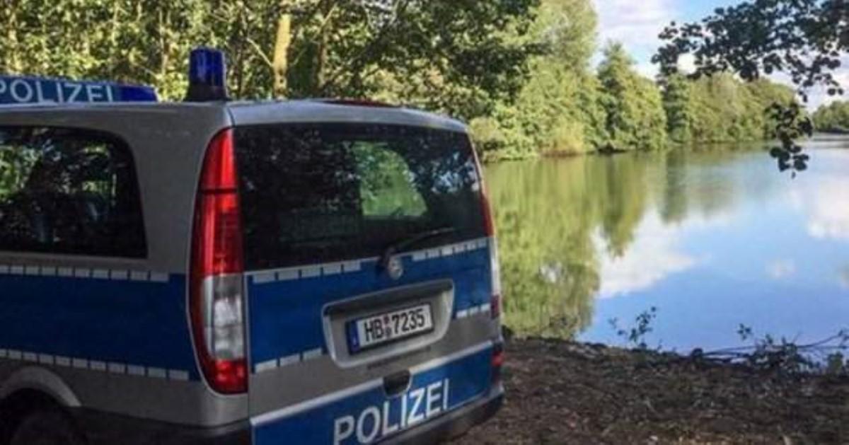 ВГермании врамках расследования осушают озеро
