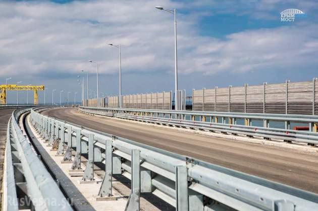 Блогер изИзраиля вскрыл «опасные» инженерные просчеты вКрымском мосте