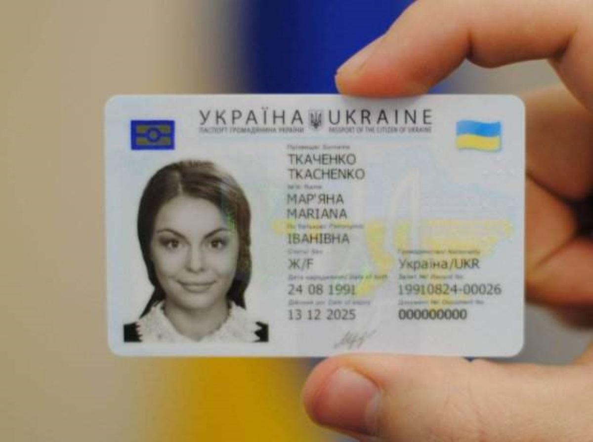 кредит по паспорту украина