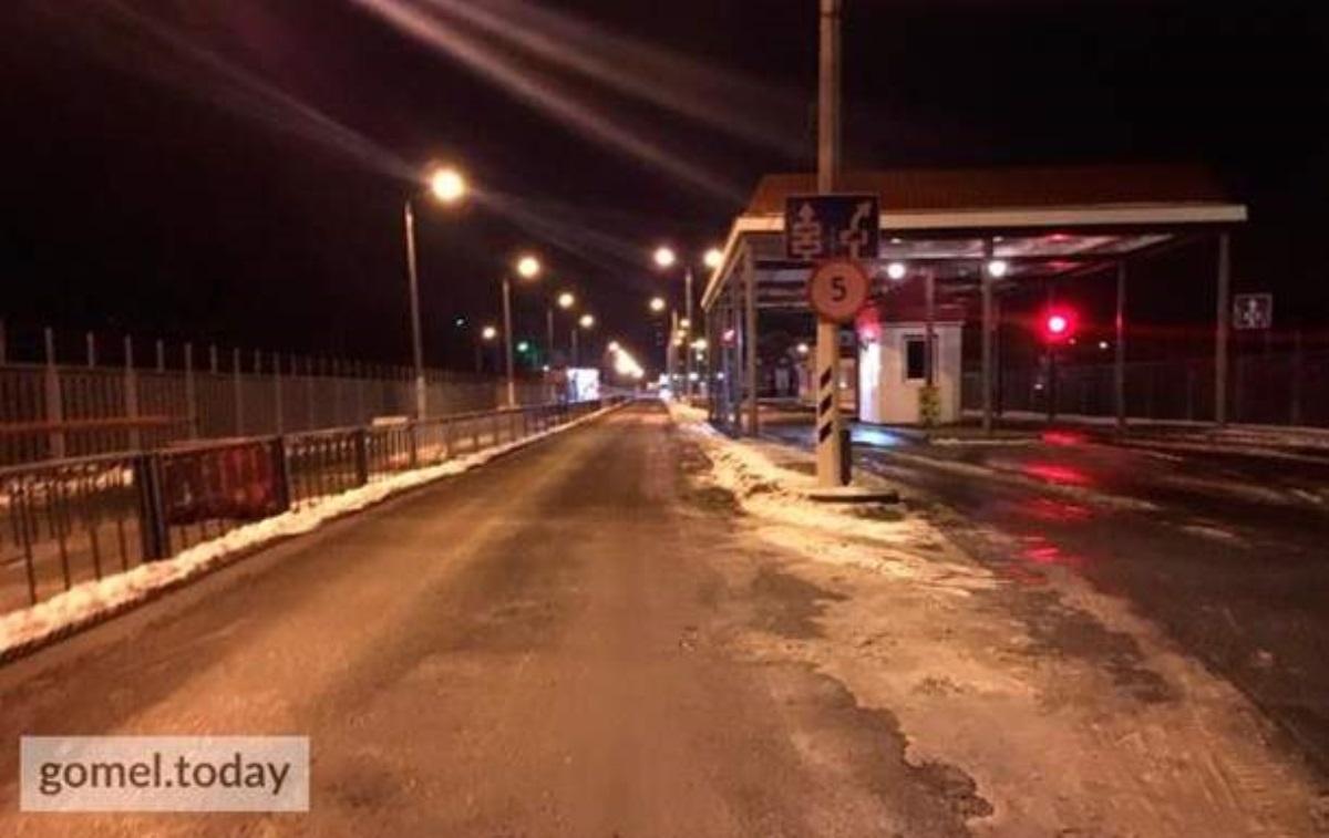 Владельцы евроблях блокировали погранпереход набелорусско-украинской границе