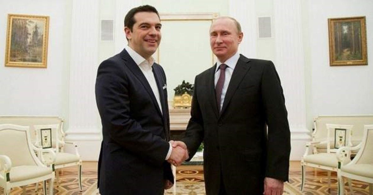 Путин допустил прокладку «Турецкого потока» через Грецию