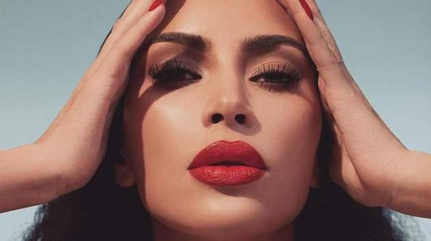 Ким Кардашьян пикантное фото