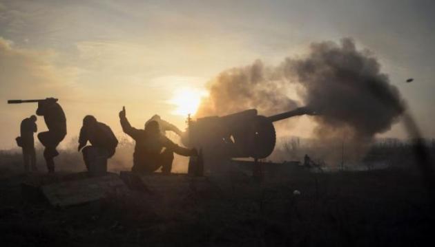 Взоне ООС боевики применили гранатометы илишились двоих «бойцов»