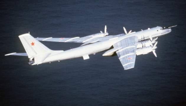 Истребители НАТО перехватили самолетыРФ уберегов Исландии