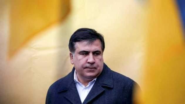 Саакашвили купил билет в государство Украину назавтра