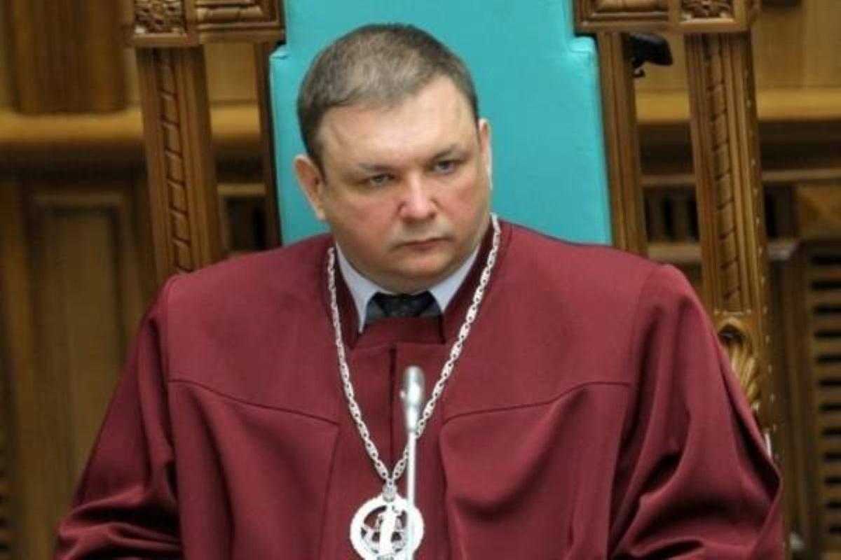 Руководитель Конституционного суда Литвы поприветствовал отставку украинского коллеги