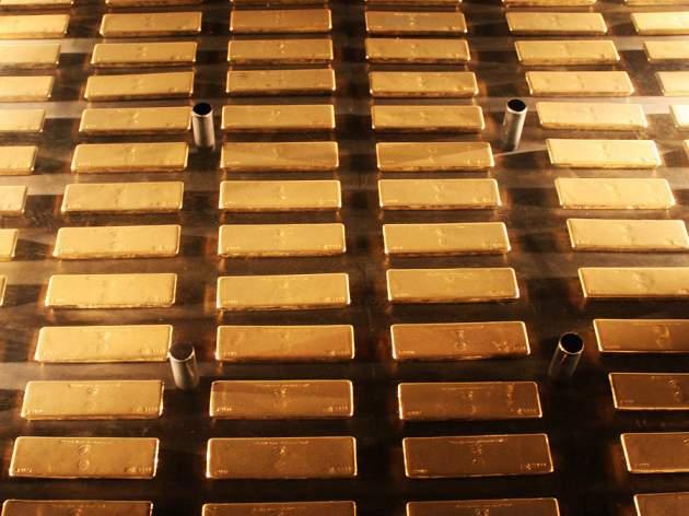 ВБразилии изаэропорта похитили практически  тонну золота