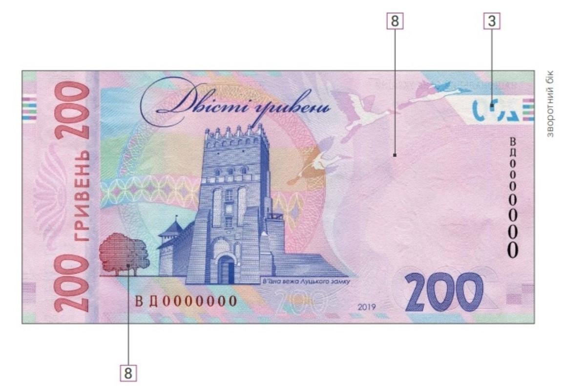 Новые банкноты 50 и 200 гривен: в НБУ показали, как выглядят деньги