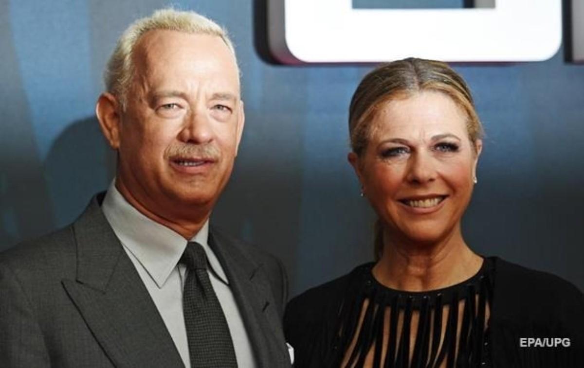 Том Хэнкс с супругой  заразились коронавирусом