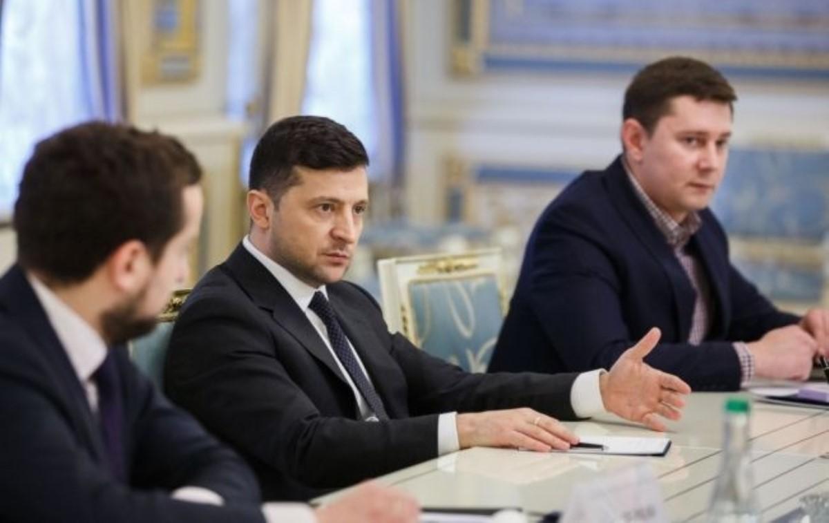 Зеленский назвал три сценария развития ситуации— Коронавирус