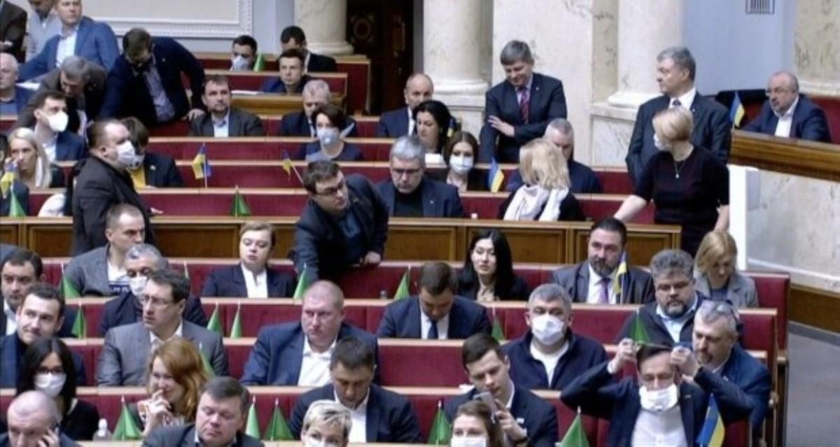ВРаде незнают точной даты голосования— Вопрос Саакашвили
