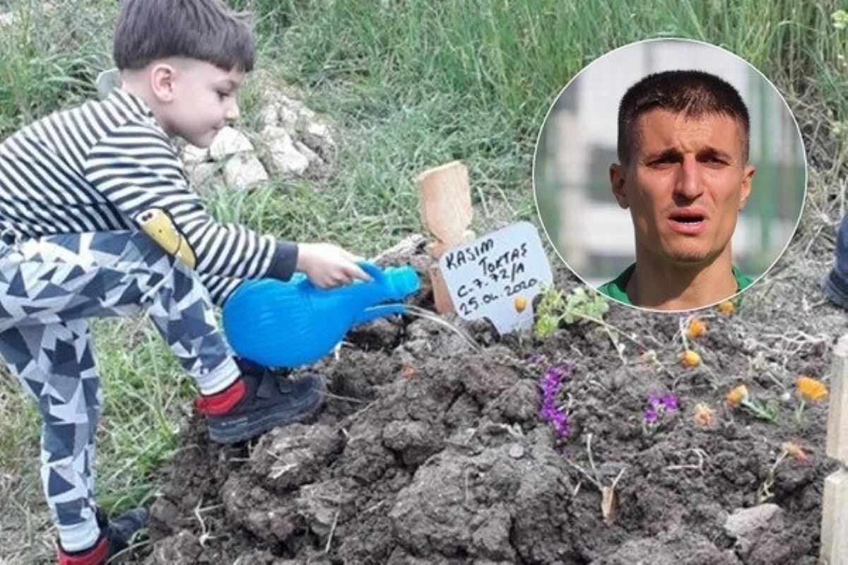 Турецкий футболист убил пятилетнего сына