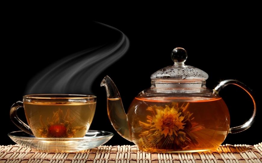 Горячий зеленый чай и давление - повышает или понижает ...