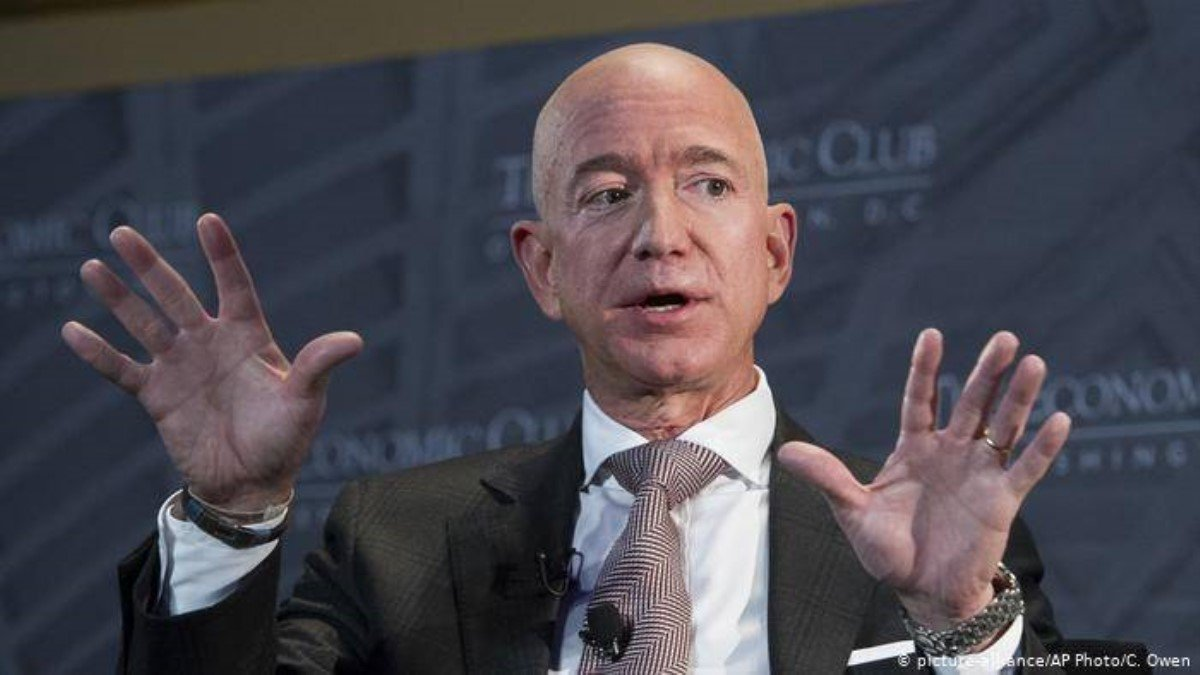 Капитализация Amazon поднялась до $1,54 трлн 1.2т