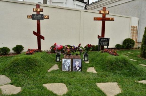 могиля Огиря