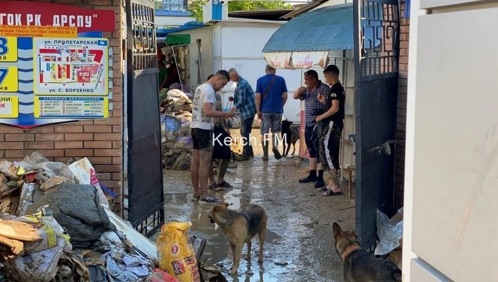 потоп в Керчи