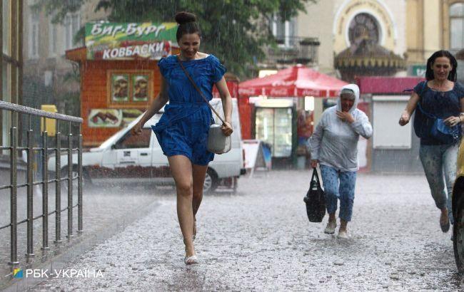 В Украине объявили штормовое предупреждение: где именно будут дожди и грозы