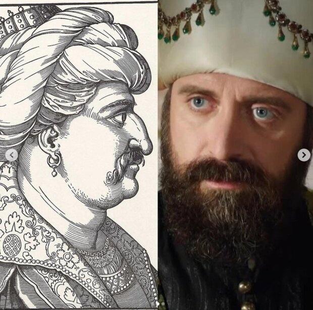 настоящий султан Сулейман