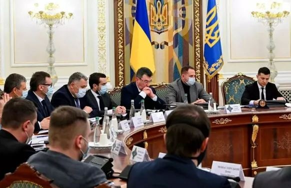 Зеленский собирает заседание СНБО